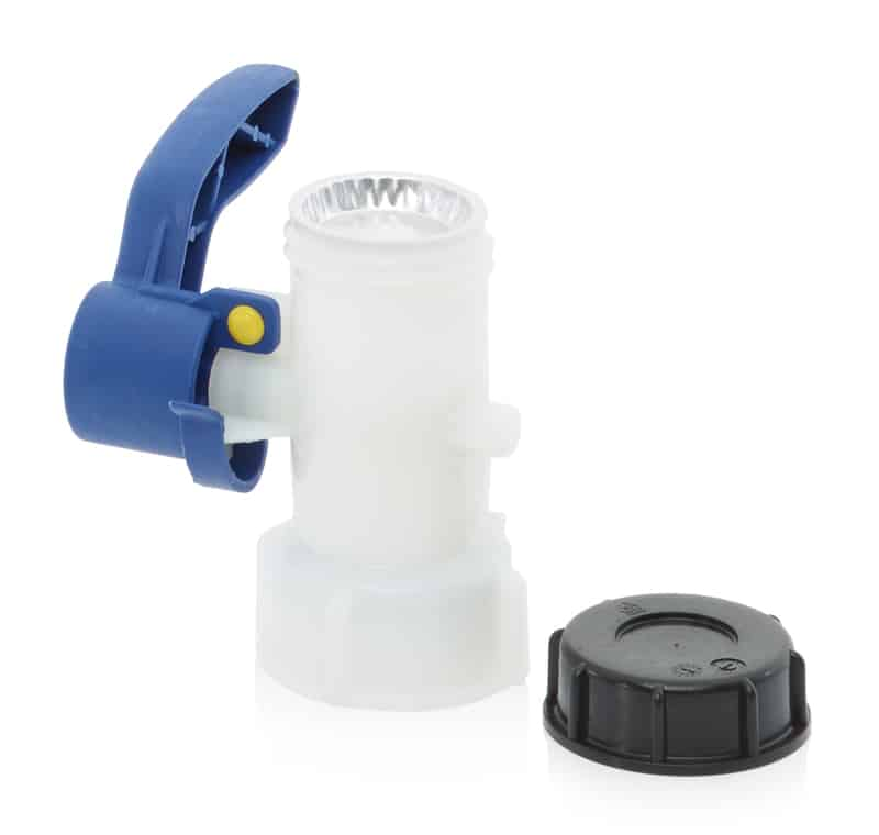 Auslauf IBC 50 HD-PE AUER packaging