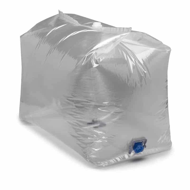 Aseptische Inliner DN 50 Außengewinde mit Ventil AUER packaging