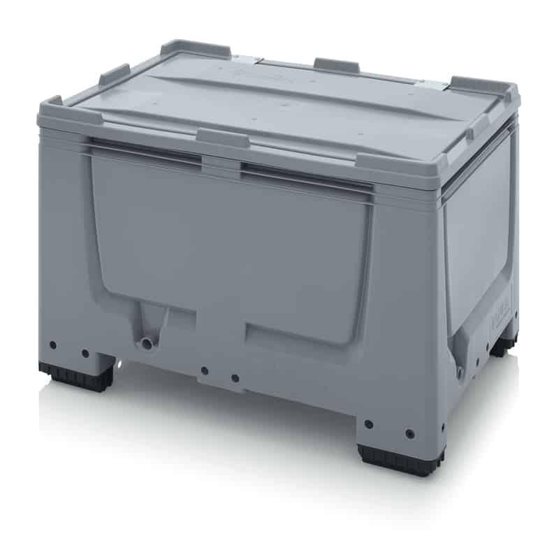 Big Box mit Scharnierdeckel 120 x 80 x 79 cm AUER packaging