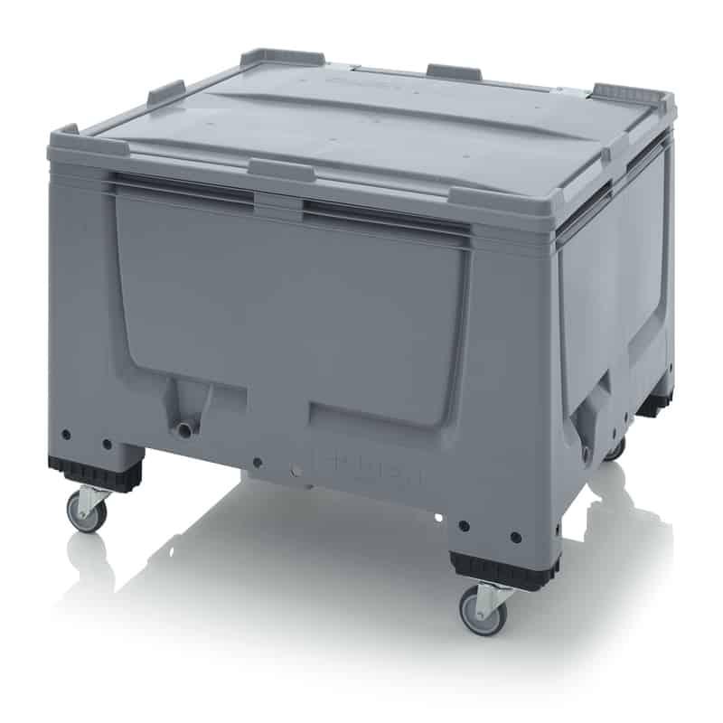 Big Box mit Scharnierdeckel 120 x 100 x 79 cm AUER packaging