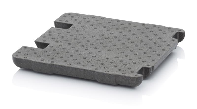Ausgleichsboden Trolley Schutzkoffer 35,07 x 35,37 x 3,4 cm AUER packaging