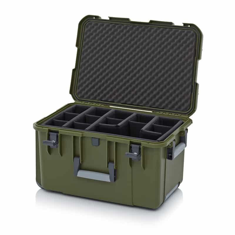 Schutzkoffer Pro Trolley 60 x 40 x 33,3 cm AUER packaging