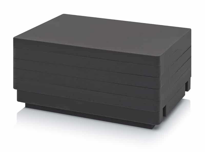 Schaumeinlage Weichschaum Schutzkoffer 5x CP SEW 8644 1x CP AB8644 AUER packaging