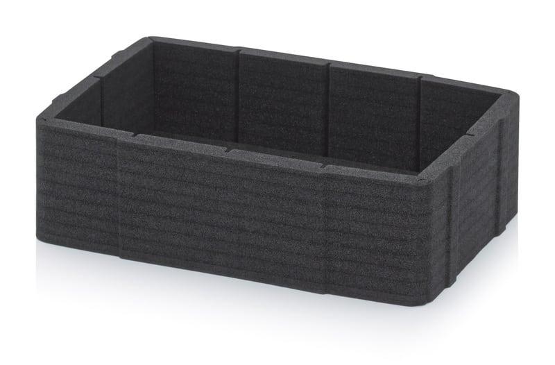 Rundumpolster Schutzkoffer 32,5 x 20,5 x 9,5 cm AUER packaging