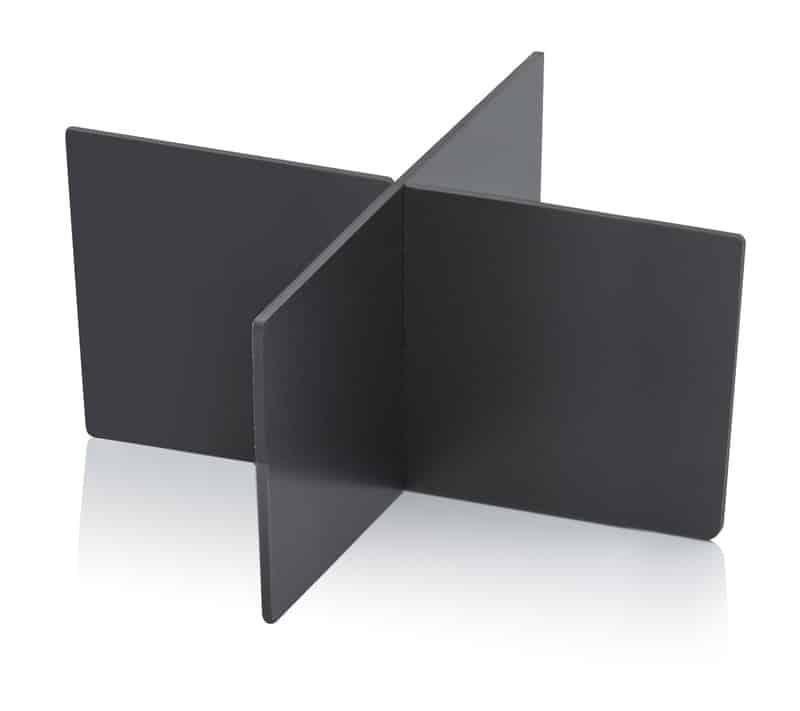Gefache Rundumpolster Schutzkoffer 11 x 6 x 8,5 cm AUER packaging