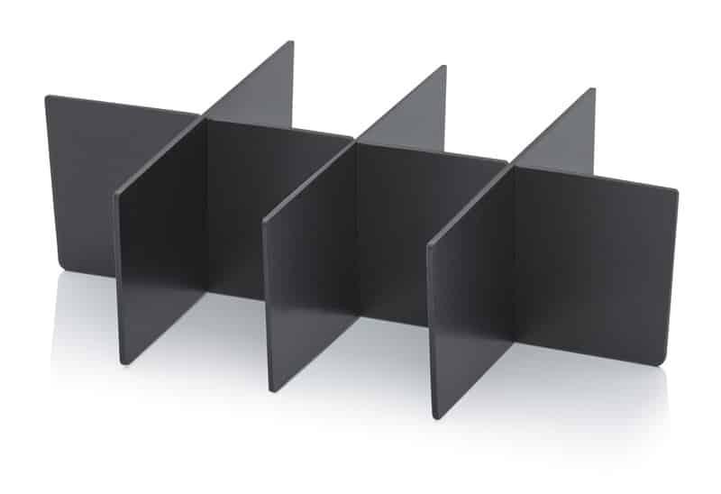Gefache Rundumpolster Schutzkoffer 10 x 8 x 9,5 cm AUER packaging