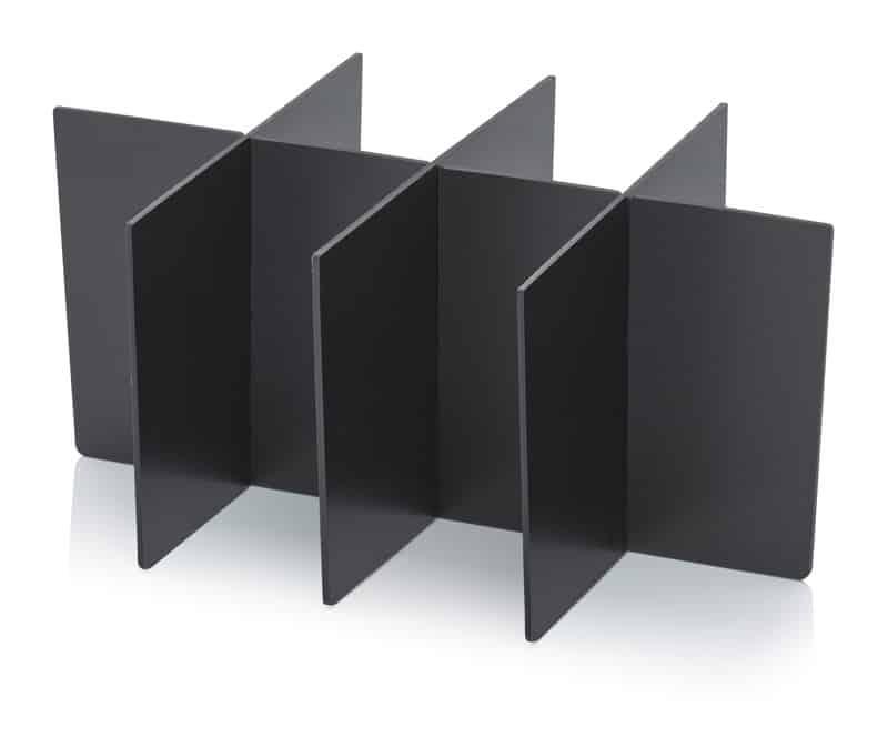 Gefache Rundumpolster Schutzkoffer 10 x 8 x 15 cm AUER packaging