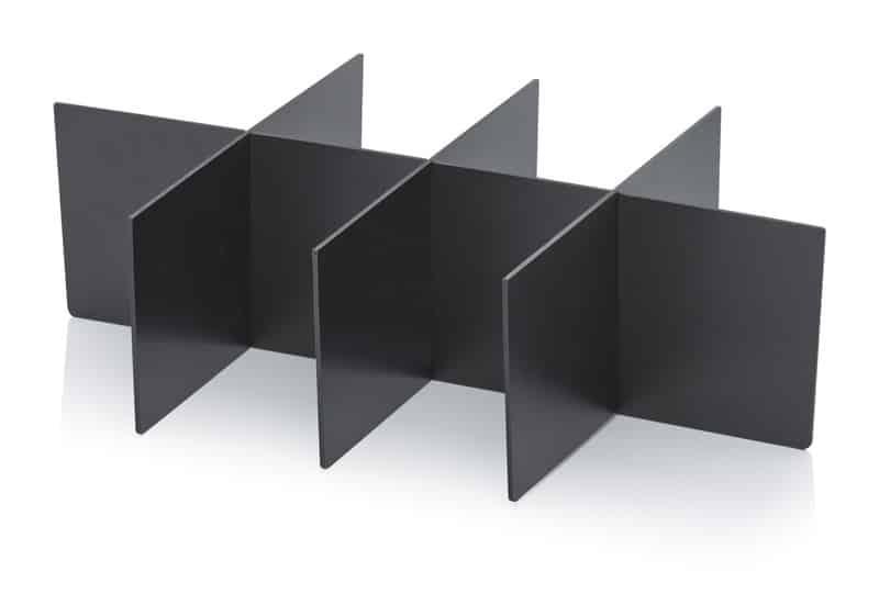 Gefache Rundumpolster Schutzkoffer 15 x 12 x 14 cm AUER packaging
