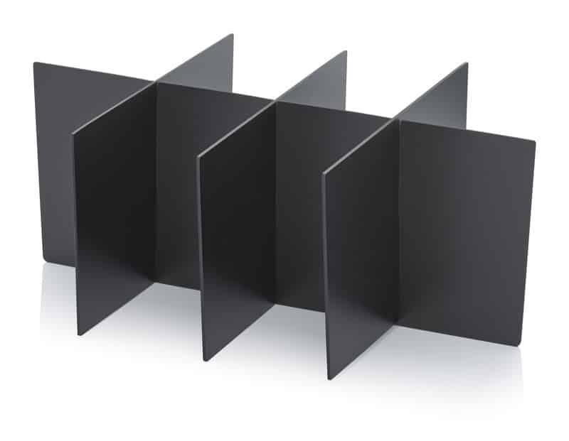 Gefache Rundumpolster Schutzkoffer 15 x 12 x 19 cm AUER packaging