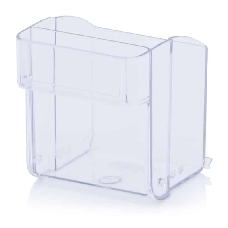 Einzelbehälter für Kippkastenmodule 9,6 x 8,5 x 10 cm AUER packaging