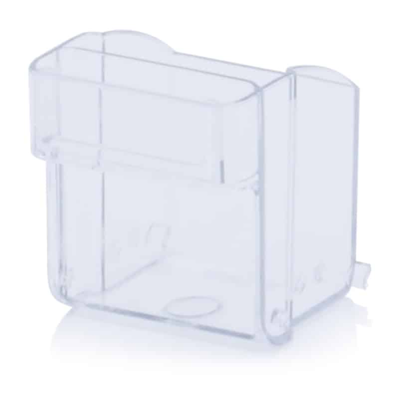 Einzelbehälter für Kippkastenmodule 6,5 x 5,5 x 6,5 cm AUER packaging