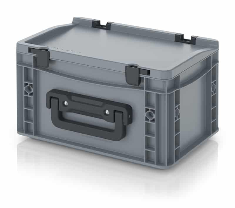 Eurobehälter / Eurobox Koffer 1G 30 x 20 x 18,5 cm AUER packaging