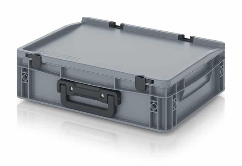 Eurobehälter / Eurobox Koffer 1G 40 x 30 x 13,5 cm AUER packaging