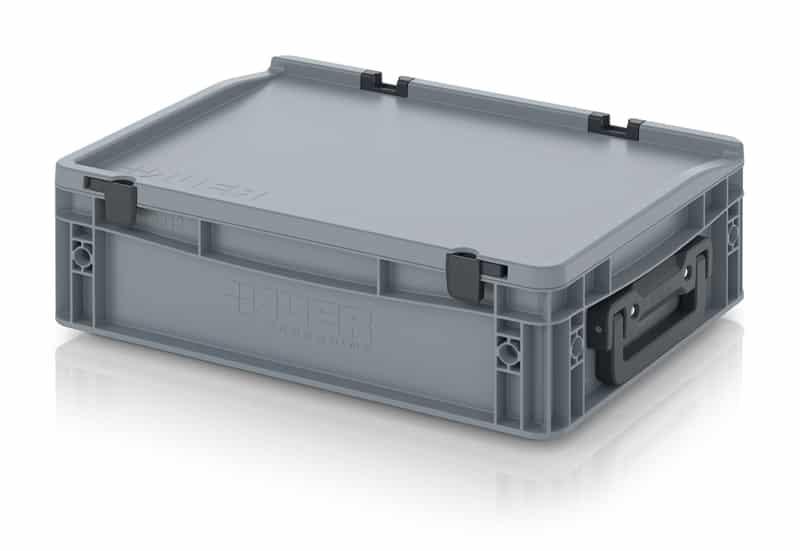 Eurobehälter / Eurobox Koffer 2GS 40 x 30 x 13,5 cm AUER packaging