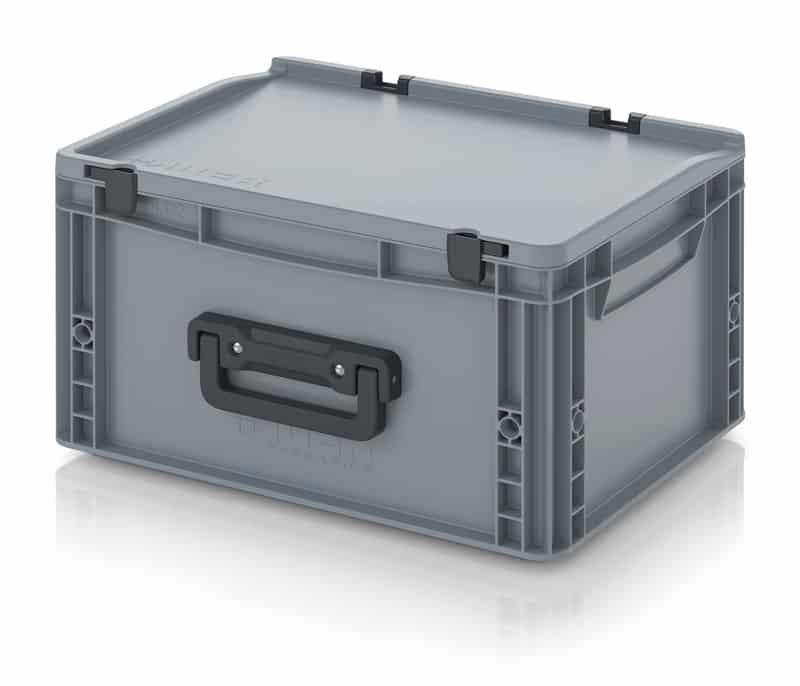 Eurobehälter / Eurobox Koffer 2GL 40 x 30 x 23,5 cm AUER packaging