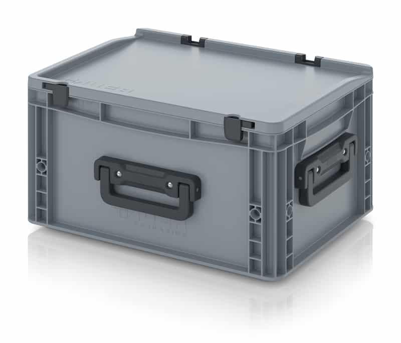 Eurobehälter / Eurobox Koffer 3G 40 x 30 x 23,5 cm AUER packaging