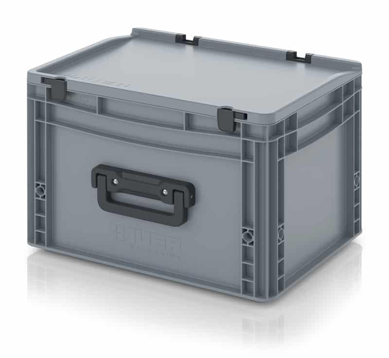Eurobehälter / Eurobox Koffer 2GL 40 x 30 x 28,5 cm AUER packaging