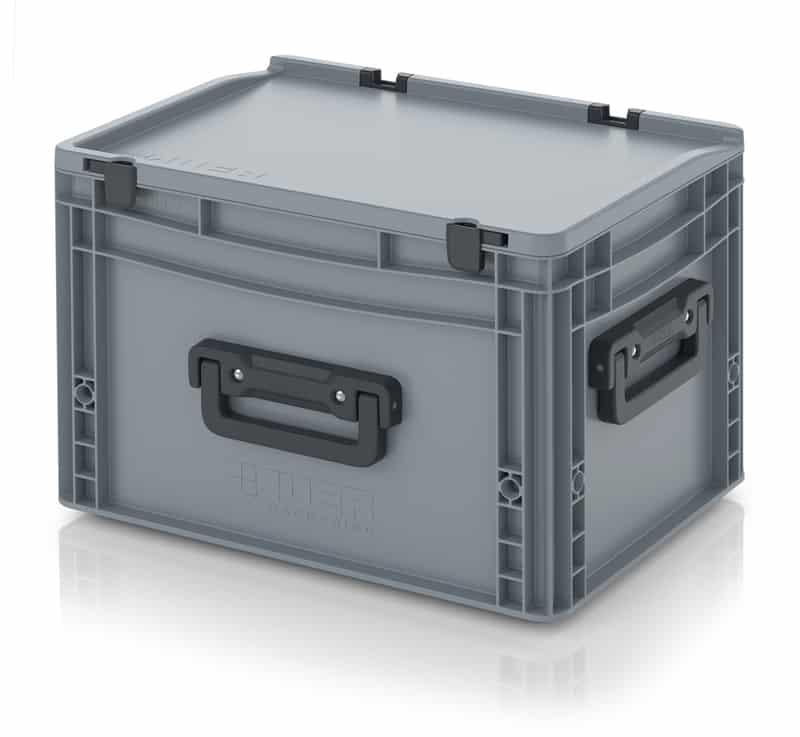 Eurobehälter / Eurobox Koffer 3G 40 x 30 x 28,5 cm AUER packaging