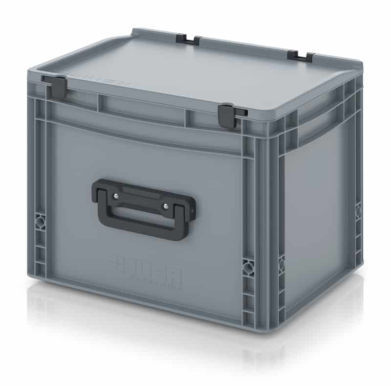 Eurobehälter / Eurobox Koffer 1G 40 x 30 x 33,5 cm AUER packaging