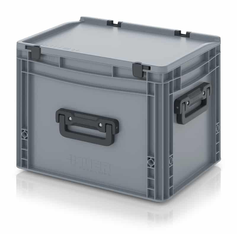 Eurobehälter / Eurobox Koffer 3G 40 x 30 x 33,5 cm AUER packaging