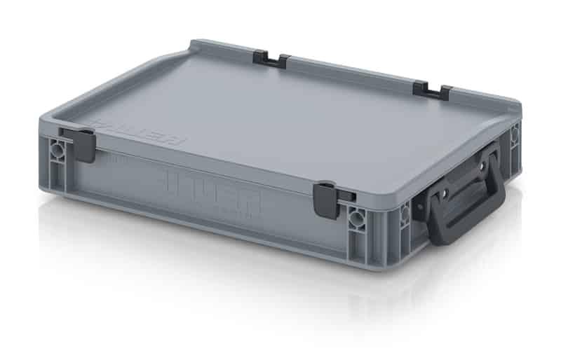 Eurobehälter / Eurobox Koffer 2GS 40 x 30 x 9 cm AUER packaging