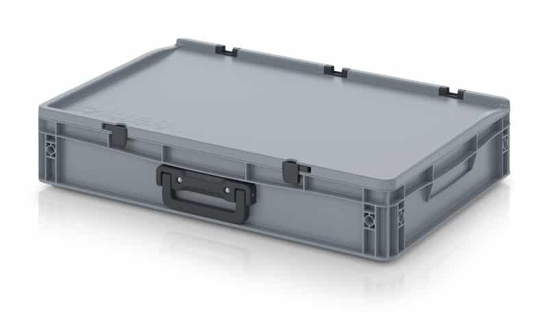 Eurobehälter / Eurobox Koffer 1G 60 x 40 x 13,5 cm AUER packaging