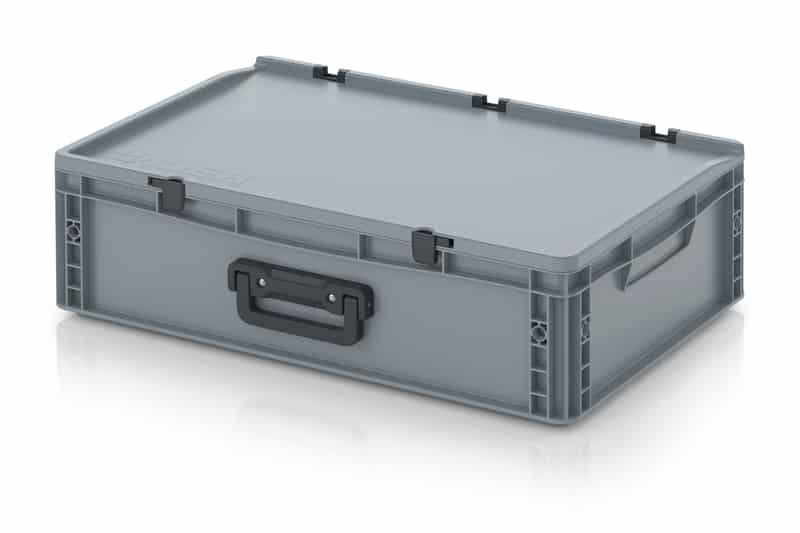 Eurobehälter / Eurobox Koffer 1G 60 x 40 x 18,5 cm AUER packaging