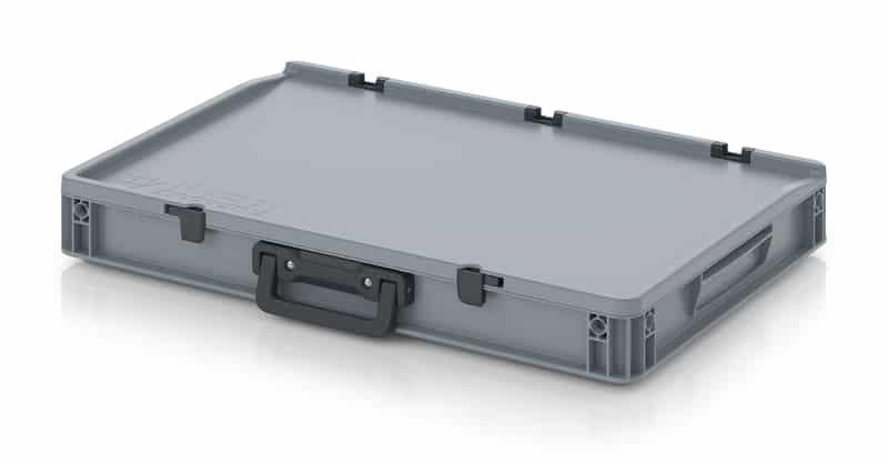 Eurobehälter / Eurobox Koffer 1G 60 x 40 x 9 cm AUER packaging
