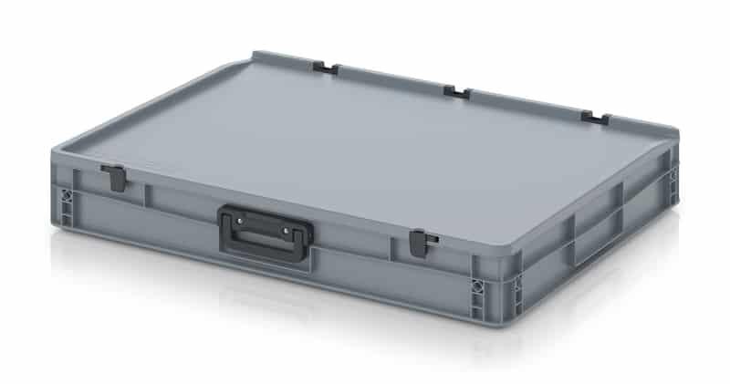 Eurobehälter / Eurobox Koffer 1G 80 x 60 x 13,5 cm AUER packaging