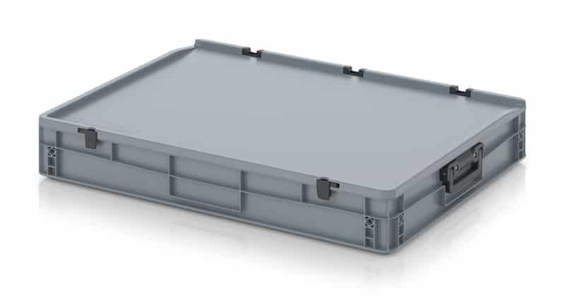 Eurobehälter / Eurobox Koffer 2GS 80 x 60 x 13,5 cm AUER packaging