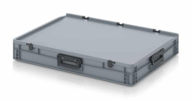 Eurobehälter / Eurobox Koffer 3G 80 x 60 x 13,5 cm AUER packaging