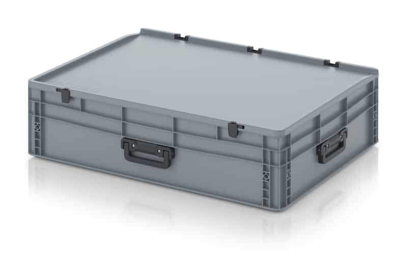 Eurobehälter / Eurobox Koffer 3G 80 x 60 x 23,5 cm AUER packaging