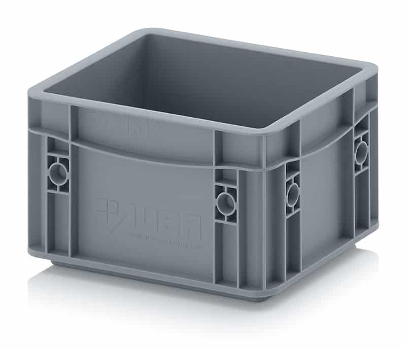 Eurobehälter / Eurobox geschlossen 20 x 15 x 12 cm AUER packaging