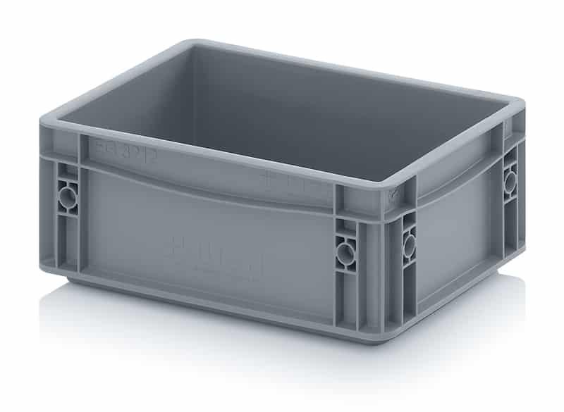 Eurobehälter / Eurobox geschlossen 30 x 20 x 12 cm AUER packaging