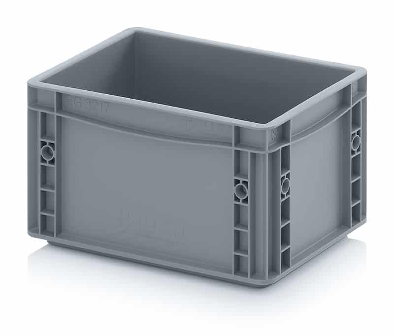 Eurobehälter / Eurobox geschlossen 30 x 20 x 17 cm AUER packaging