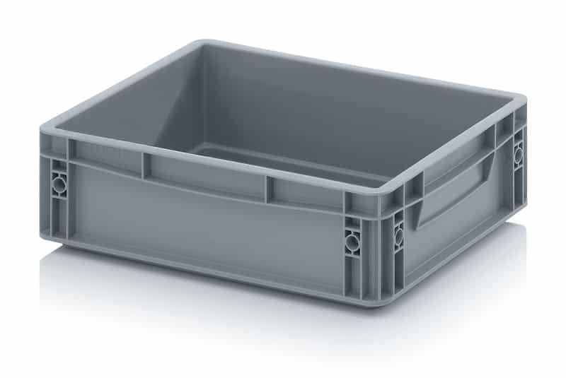 Eurobehälter / Eurobox geschlossen 40 x 30 x 12 cm AUER packaging