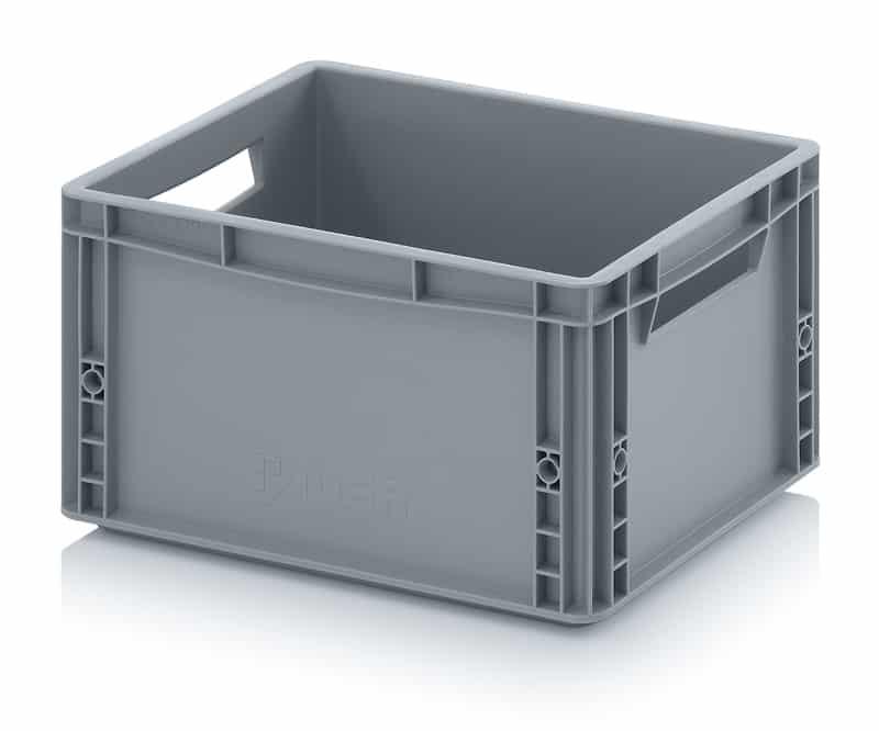 Eurobehälter / Eurobox geschlossen 40 x 30 x 22 cm AUER packaging