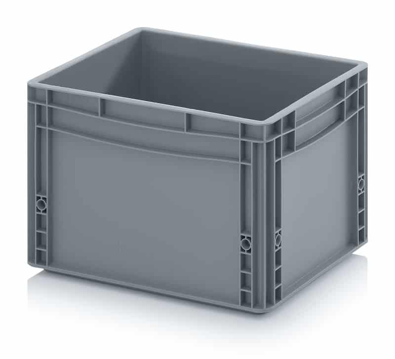 Eurobehälter / Eurobox geschlossen 40 x 30 x 27 cm AUER packaging