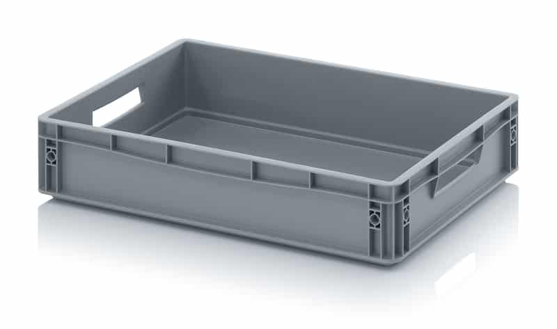 Eurobehälter / Eurobox geschlossen 60 x 40 x 12 cm AUER packaging