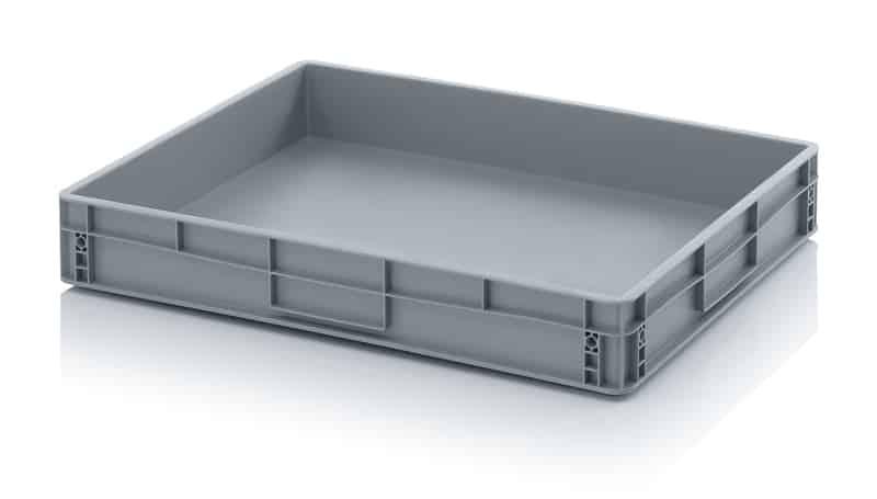 Eurobehälter / Eurobox geschlossen 80 x 60 x 12 cm AUER packaging