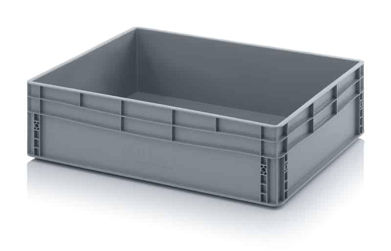 Eurobehälter / Eurobox geschlossen 80 x 60 x 22 cm AUER packaging