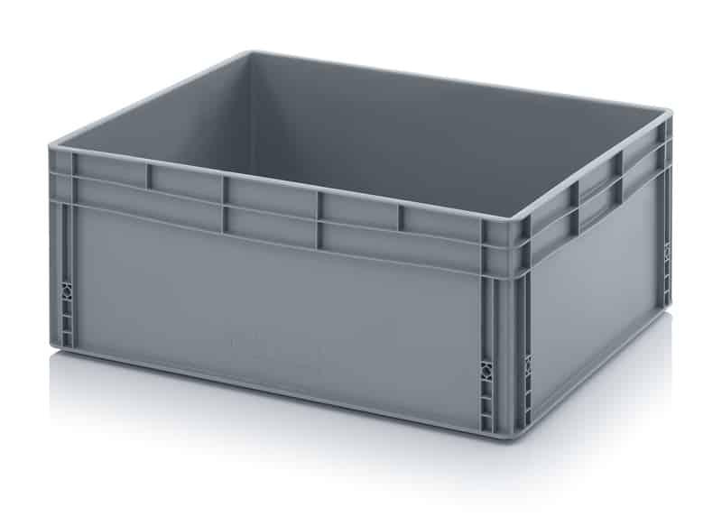Eurobehälter / Eurobox geschlossen 80 x 60 x 32 cm AUER packaging