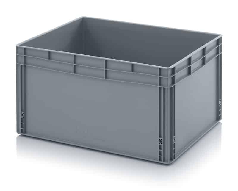 Eurobehälter / Eurobox geschlossen 80 x 60 x 42 cm AUER packaging