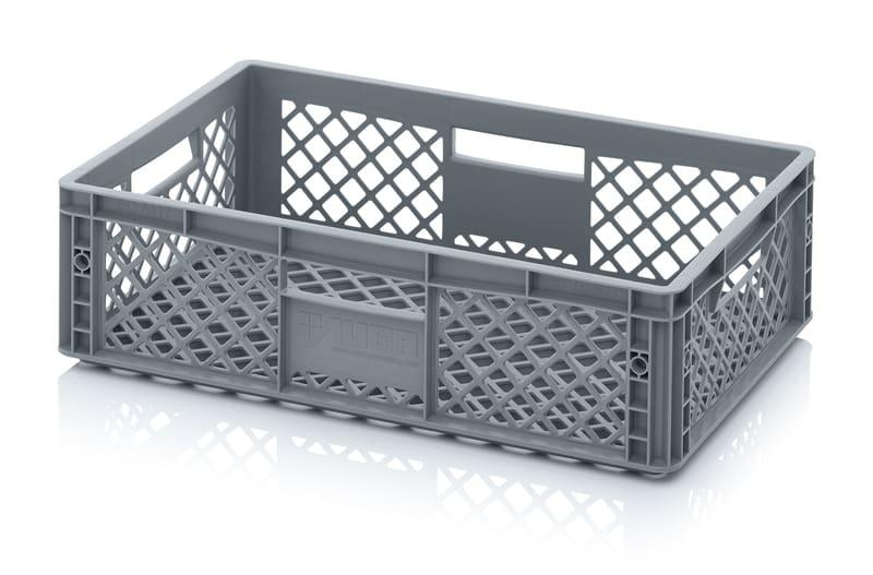 Eurobehälter / Eurobox durchbrochen 60 x 40 x 17 cm AUER packaging