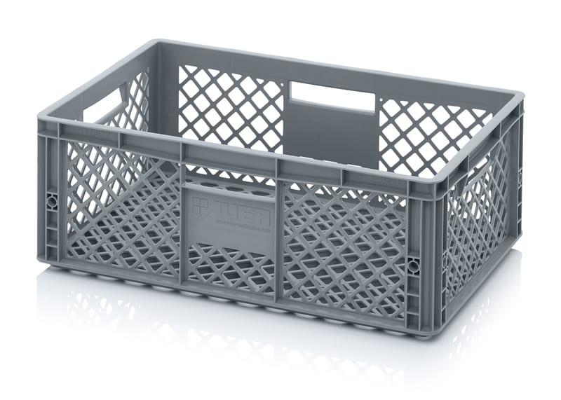 Eurobehälter / Eurobox durchbrochen 60 x 40 x 22 cm AUER packaging