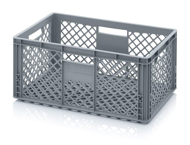Eurobehälter / Eurobox durchbrochen 60 x 40 x 27 cm AUER packaging