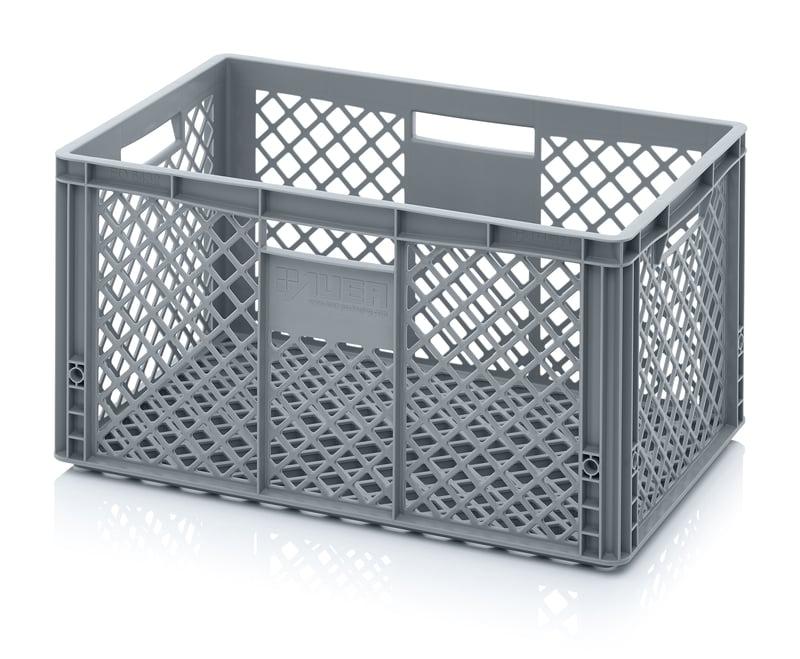 Eurobehälter / Eurobox durchbrochen 60 x 40 x 32 cm AUER packaging
