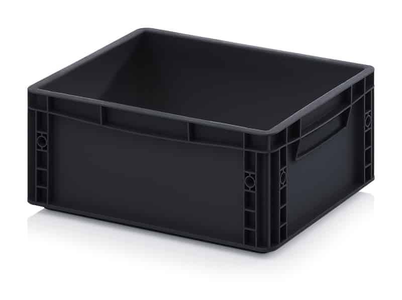 ESD-Eurobehälter / Eurobox 40 x 30 x 17 cm AUER packaging