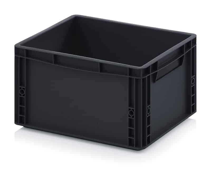ESD-Eurobehälter / Eurobox 40 x 30 x 22 cm AUER packaging