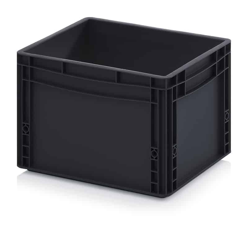 ESD-Eurobehälter / Eurobox 40 x 30 x 27 cm AUER packaging